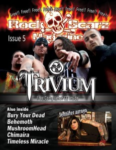 Rock Scarz Magazine Online V. 3.2011 issue5