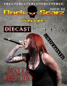 Rock Scarz Magazine Online V. 3.2011 issue3