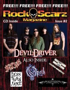 Rock Scarz Magazine Online V. 3.2011 issue2