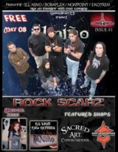 Rock Scarz Magazine Online V. 3.2011 issue1