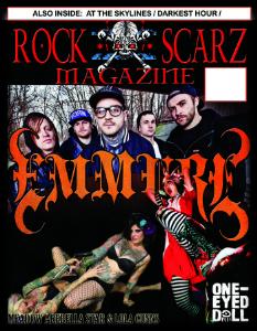 Rock Scarz Magazine Online V. 3.2011 () Rock Scarz Magazine V. 5.2012