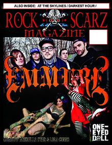 Rock Scarz Magazine Online V. 3.2011 ()