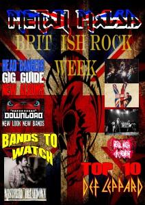 Metal Mash Metal mash Issue 3