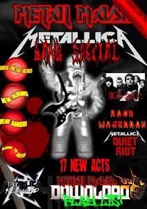 Metal Mash Metal Mash issue 8