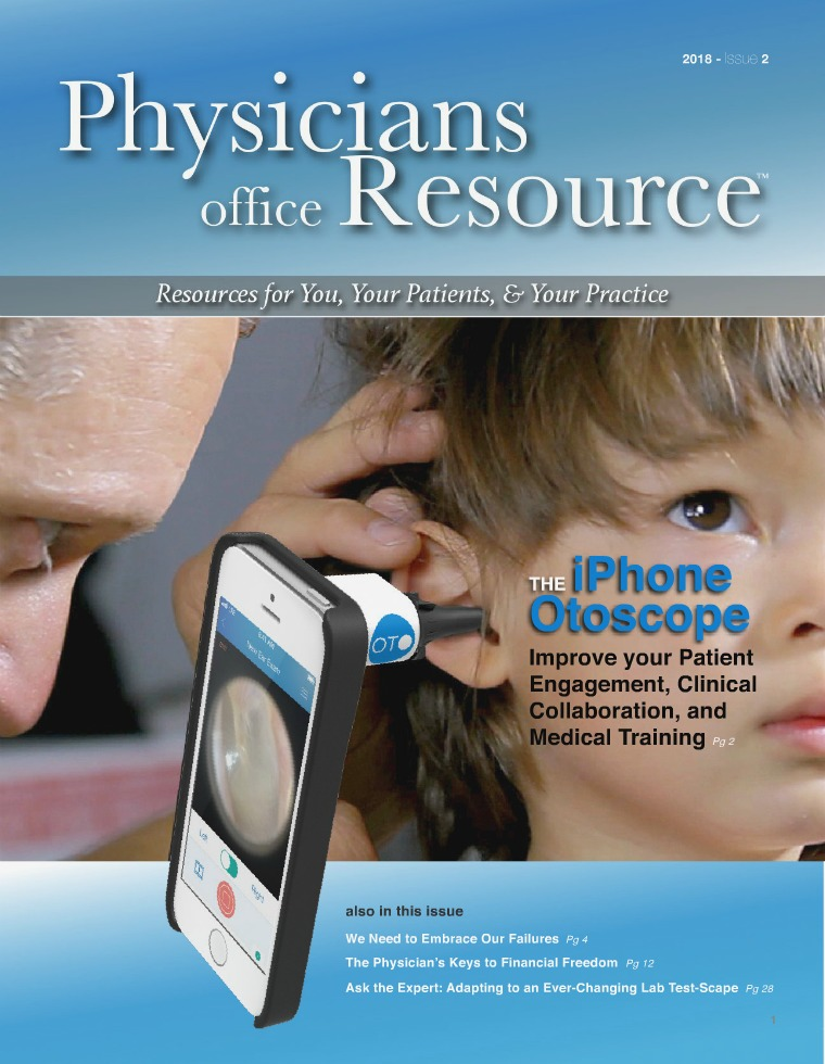 Physicians Office Resource Volume 12 Issue 2