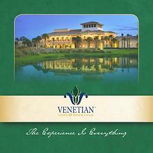 Venetian Golf Club Brochure