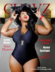 Curvz Magazine June 2013 issue
