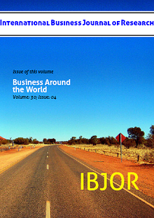 International Business Journal of Research