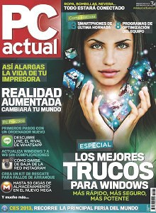Revistas - PC Actual Marzo 2013