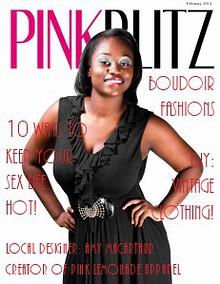PinkBlitz Magazine