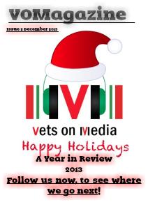 Vets On Media Issue 2 December 2013