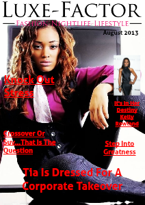 Luxe-Factor August 2013 volume 6