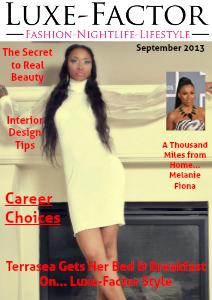 Luxe-Factor September 2013 volume 6