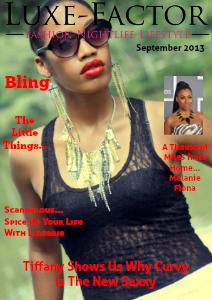 Luxe-Factor October 2013 volume 7