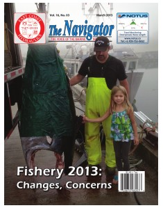 The Navigator Magazine March 2013
