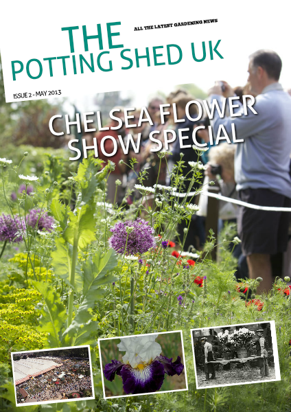 THE POTTING SHED UK May 2013
