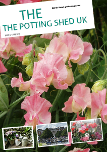 THE POTTING SHED UK June issue