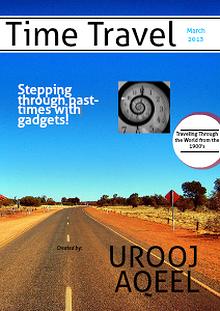Urooj's Time Travel