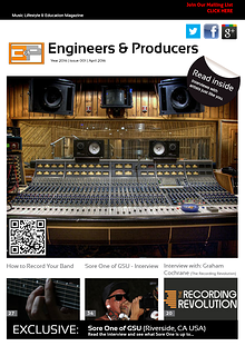 Engineers & Producers Issue # 1