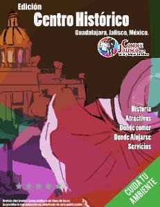 ConoceJalisco | Guía Turistica en Jalisco Centro Historico de GDL