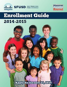 2014-15 SFUSD Enrollment Guides