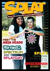 SPLAT: The Official Newsletter of the Ateneo Special Education Society Sept. 2013