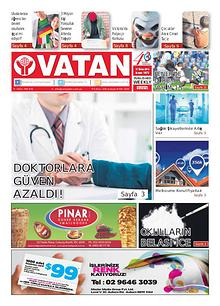 Yeni Vatan weekly Turkish Newspaper