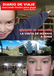 Diario de Viaje - Buscando Fondos para Goga