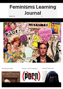Feminisms Learning Journal