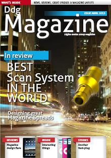 Ddg Magazine