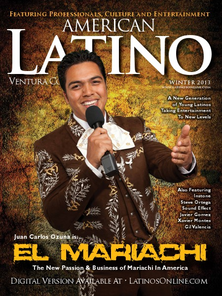 American Latino Magazine The Business of El Mariachi