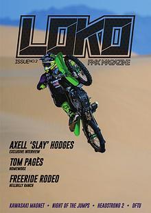 Loko FMX Magazine