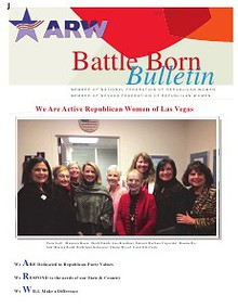 Battle Born Newsletter
