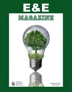 E&E Magazine Volume 1 - 2013