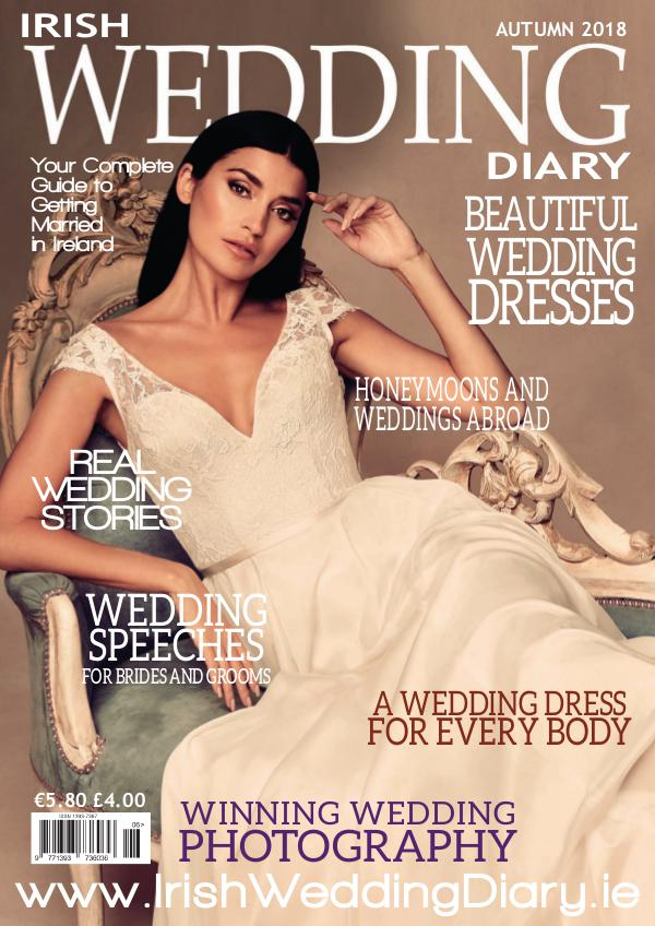 Irish Wedding Diary IWD Autumn 2018