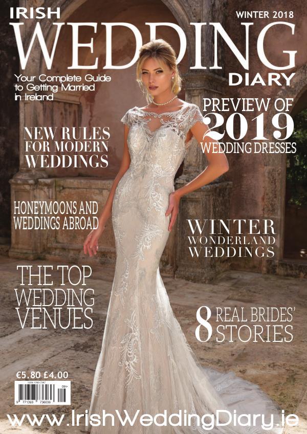 Irish Wedding Diary IWD Winter 2018