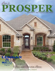 Live & Prosper Magazine - April Issue