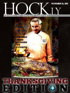 Thanksgiving Edition
