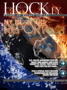 HOCK.ly - Future of Hockey Content NY Islanders Edition