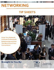 The Business Career Centre - Tip Sheets