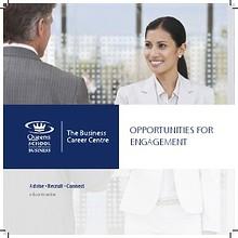 Alumni Engagement Brochure