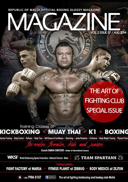 Issue 6 Club Special 2014