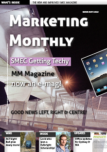 SMEC Marketing Monthly
