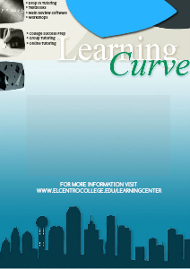The Learning Curve Nov. 2013