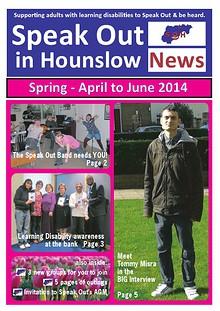 Speak Out News Apr-Jun 2014