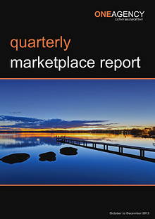 Quarterly Marketplace Report Woongarrah