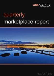 Quarterly Marketplace Report