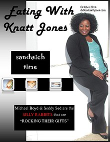 Eating With Knatt Jones