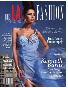 The LA Fashion magazine June 2013 Issue