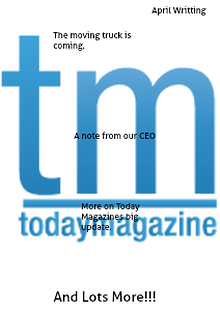 Today Magazine issue test